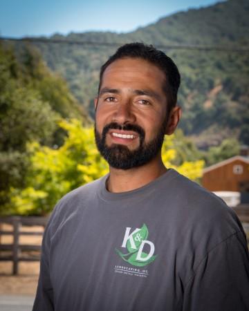 Eduardo Mejia, Commercial Division Supervisor
