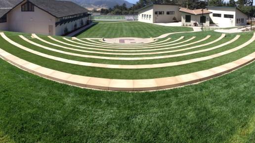 Carmel High School Lawn